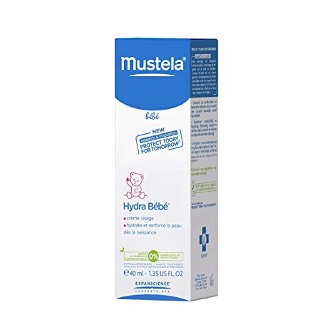 MUSTELA - MUSTELA HYDRA BEBE CARA 40 ML