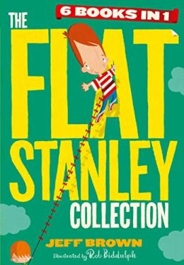 The Flat Stanley Collection (Inglés) Tapa blanda