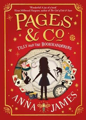 Pages & Co.: Tilly and the Bookwanderers (English)