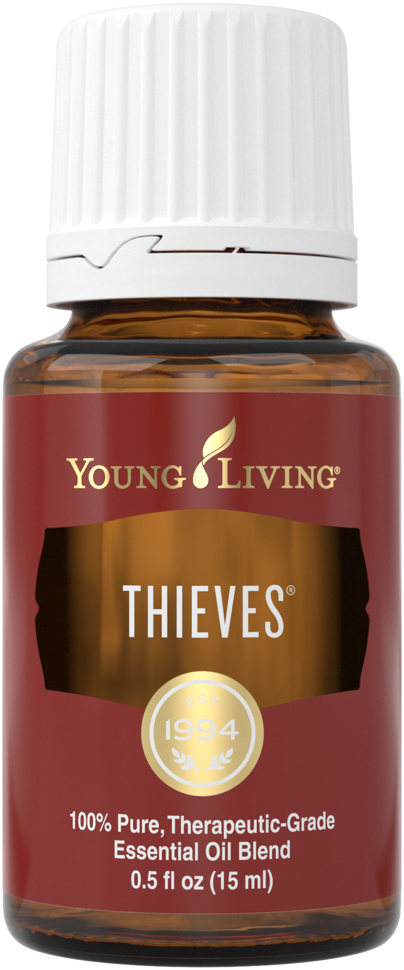 Young Living Aceite esencial Thieves, 15ml