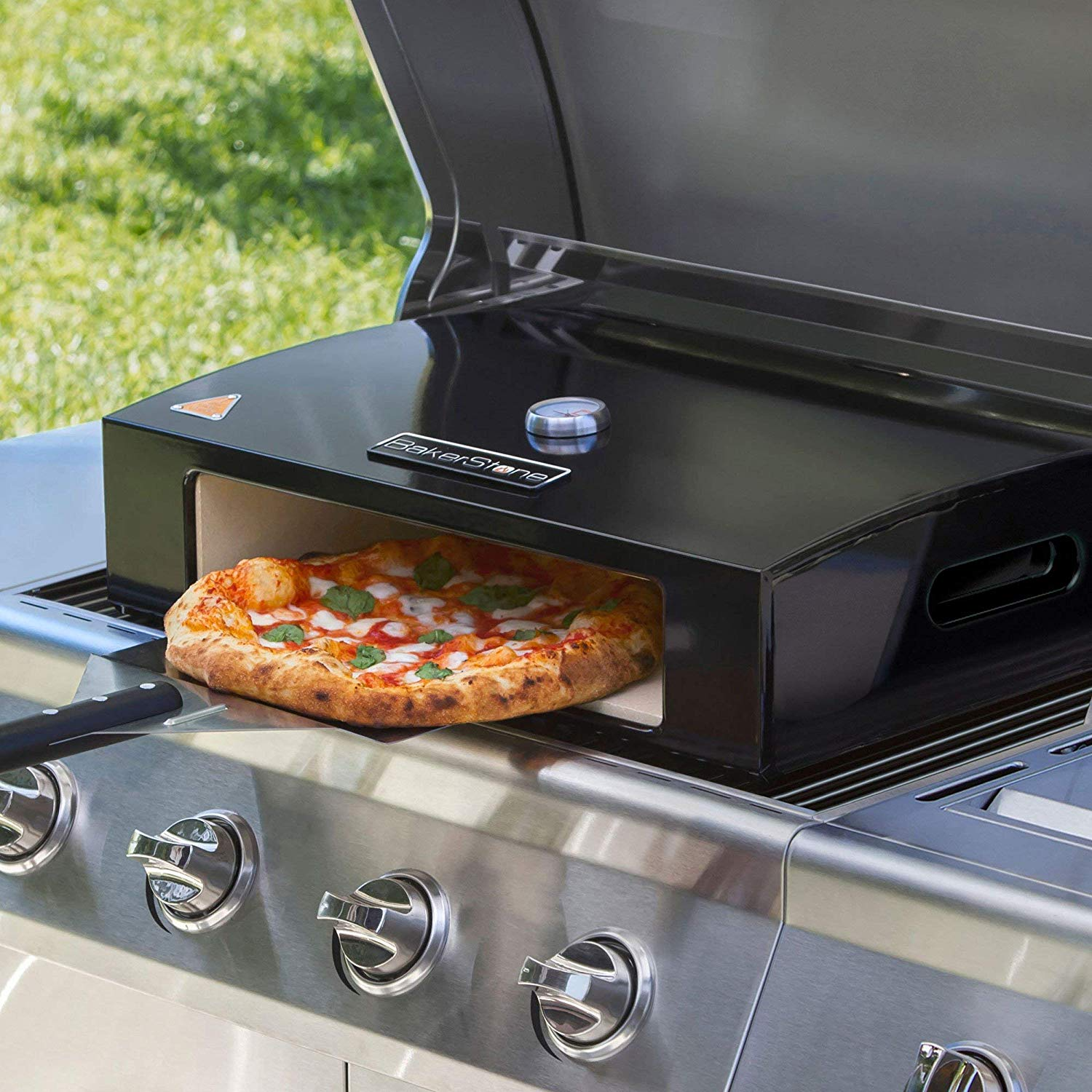 Bakerstone Pizza oven for bbq