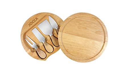 Set de Tabla y Cuchillos para Queso