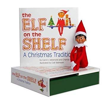 The Elf on the Shelf - A Christmas Tradition (English)