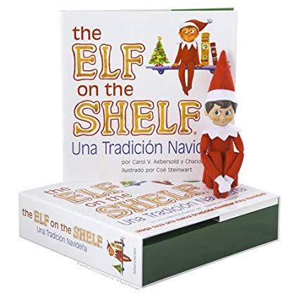 The Elf on the Shelf - A Christmas Tradition (Español)
