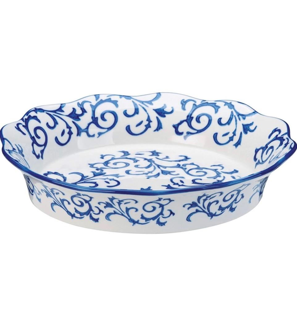 Heritage Bandeja para Tarta, Azul