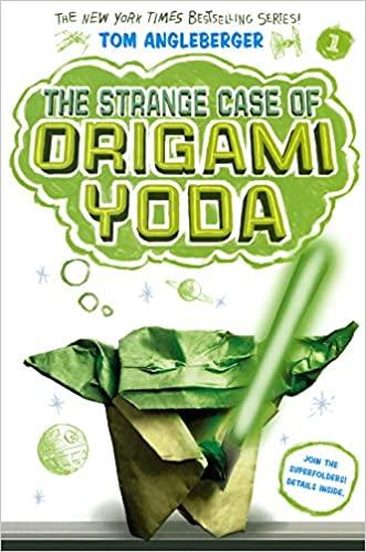 The Strange Case of Origami Yoda - English