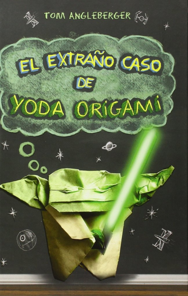 El Extraño Caso de Yoda Origami - Español
