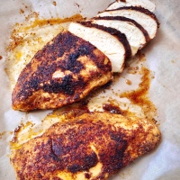 EASY JUICY OVEN ROASTED CHICKEN BREASTS